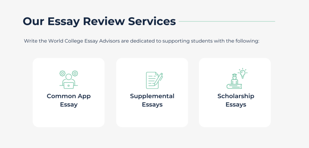 on-demand essay review
